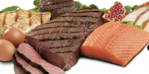 dif fuentes de proteinas